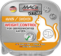 Mac's Katt Vetcare Weight control Chicken