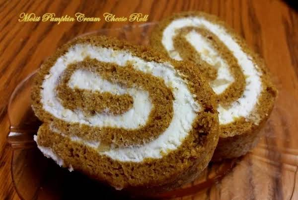 ~ Pumpkin Roll ~ Recipe