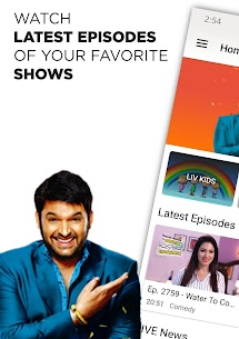 SonyLIV - TV Shows, Movies & Live Sports Online v4 9 0 [Mod