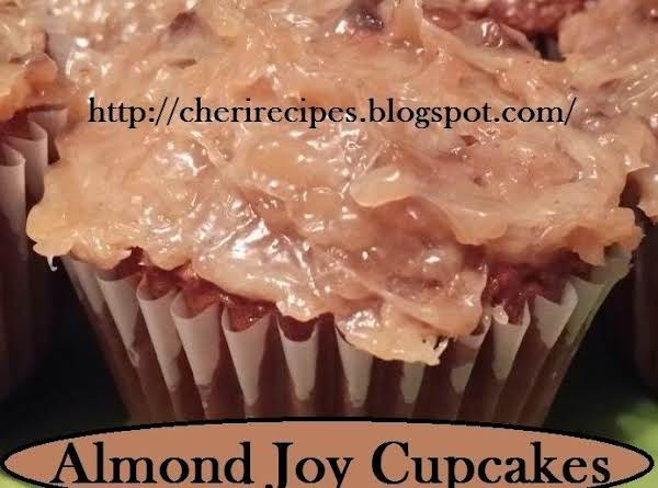Almond Joy Cupcakes Recipe
