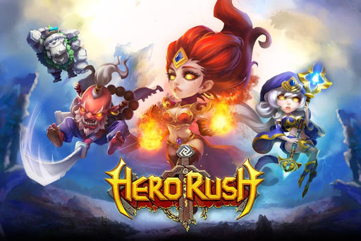 HERO RUSH - SPANISH