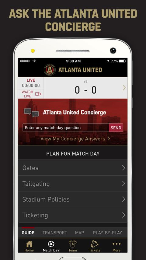 Atlanta United FC- screenshot
