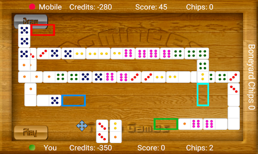 Dominoes Game - náhled