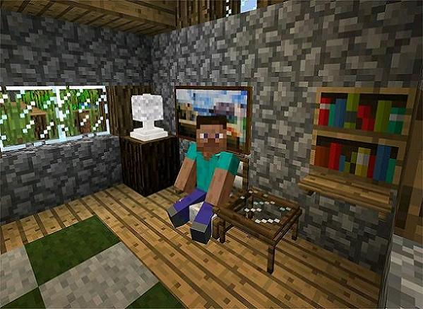 android New Furniture MODS For MCPE Screenshot 1