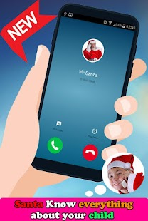 A Call From Santa Claus - Magic Phone Call - náhled