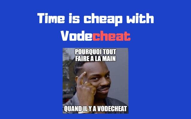 Vodecheat