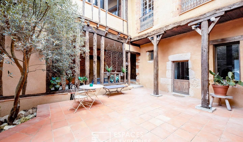 Maison avec terrasse Gimont