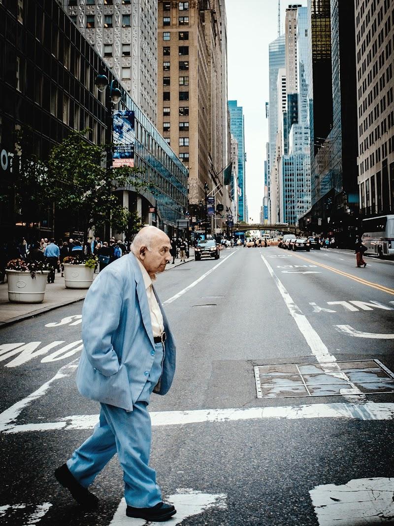 Il passante di Sergio Rapagnà