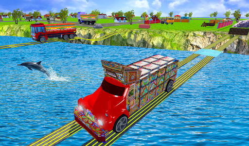 Indian Cargo Truck Impossible Tracks filehippodl screenshot 12