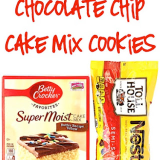 Toll House Chocolate Chip Cake Recipes