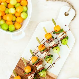Melon Prosciutto Appetizer Recipes.