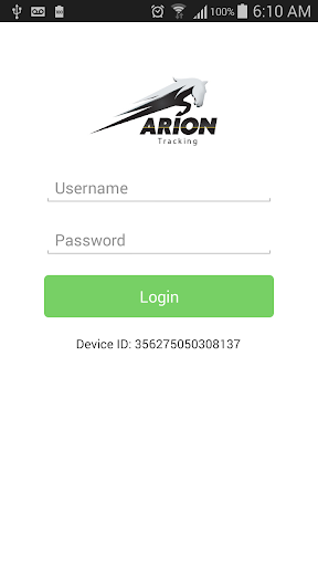 Arion Unit Tracking