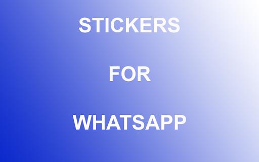 Stickers for Whatsapp 4.0 screenshots 8