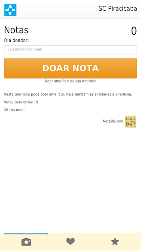 SC Piracicaba NotaBê