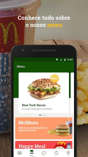 McDonald's Portugal 2.6.1 screenshots 4
