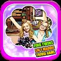 Find Twins Liv y Maddie Trivia icon