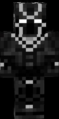 Pantera Negra Nova Skin