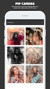 Download PIP Camera - Photo Editor For PC Windows and Mac apk screenshot 8