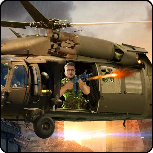Air Assault Shooter - Best Helicopter War Game (game)