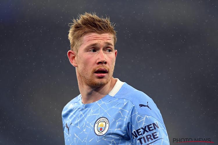 🎥 Premier League : Manchester City réalise la passe de 20, 11e assist pour De Bruyne