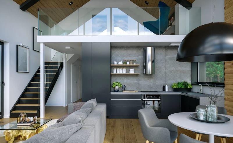 Pytania do architekta o schody w projektach domów