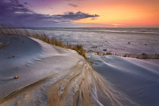 Photo: Vastness, Isle Of Langeoog, Germany  Tech Info: Canon EOS 5D, Canon 17-40 4L @ 17mm, f/16, 1.6 seconds, ISO 100, Lee neutral graduated density filter, polarizer, tripod This shot was made out of multiple exposures with different focus settings, in order to get maximum sharpness from the foreground to the background.  #PlusPhotoExtract by +Jarek Klimek; #photography #potd