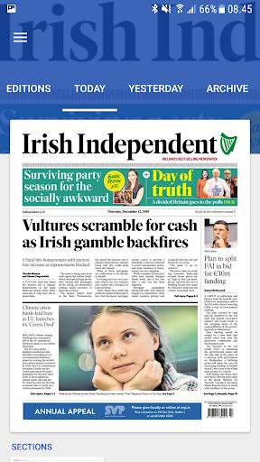Independent Newsstand ss3
