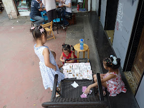Photo: Chengdu - antiques market