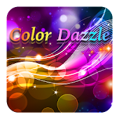 Color Dazzle Keyboard Theme