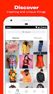 Depop - Buy, Sell, Discover and Share - náhled