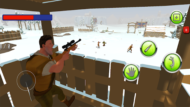 Battle Royale Project: Darwin apk screenshot