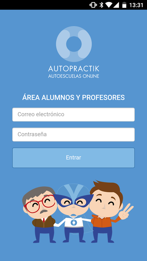 Autopractik.es- screenshot
