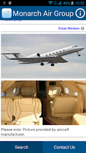 MAG - Private Jet Charter screenshot 3