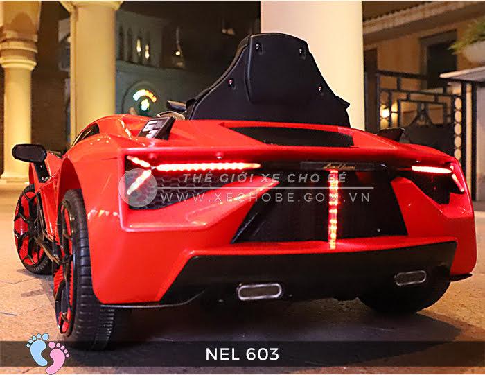 xe ô tô điện trẻ em Lamborghini NEL-603 10