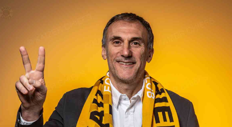 Kaizer Chiefs new coach Giovanni Solinas.