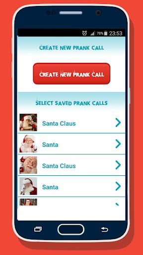 Santa Prank Call 1.1.2 screenshots 2