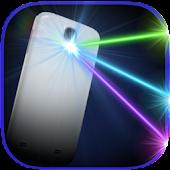 Laser Simulator Prank Gun