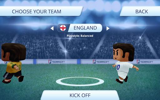 Tap Soccer