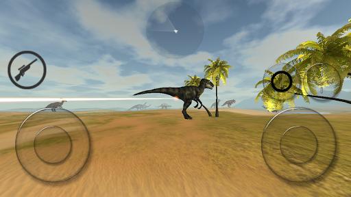 Wild Dinosaur Hunting 3D screenshot 4