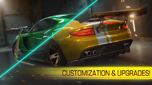 Cyberline Racing 1.0.10517 screenshots 9