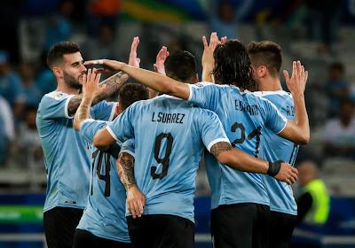 Éliminatoires du Mondial 2022 : Le sélectionneur de l'Uruguay dévoile sa liste