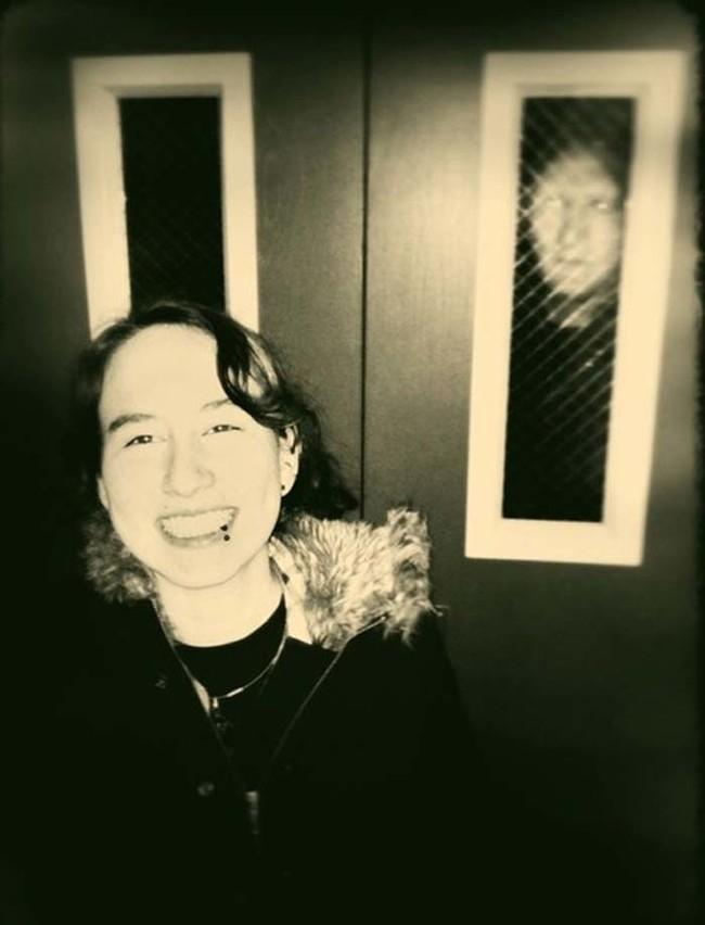 Selfies con fantasmas