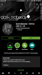 dark material // akZent ★ Screenshot