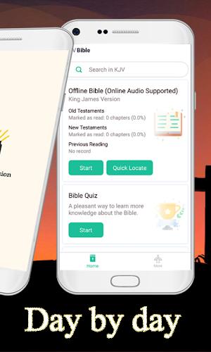 Download KJV Bible App - offline study daily Holy Bible APK