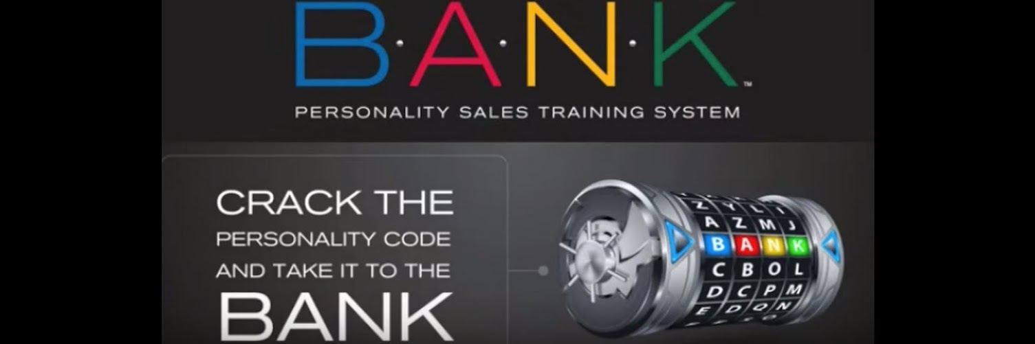 BANK Training by Certified BANK Trainer Jack Wong