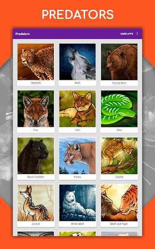 How to draw animals step by step, drawing lessons 1.3 Screenshots 9