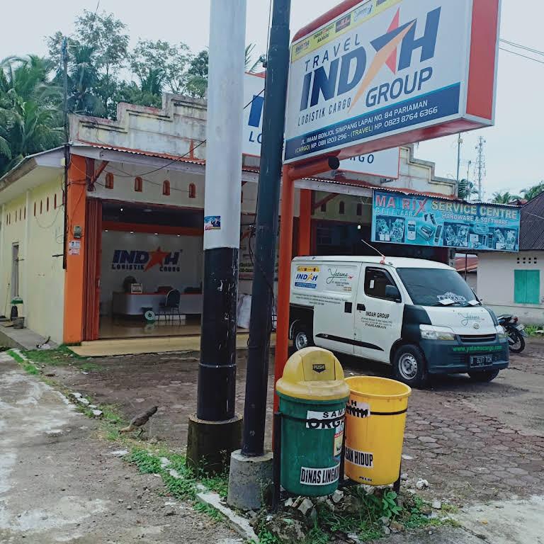 Indah Cargo Cab Pariaman Layanan Transportasi