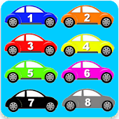 Learn Numbers With Cars