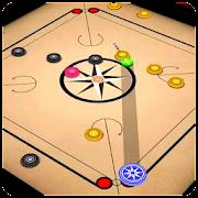 Carrom Club 3D FREE ( CARROM BOARD GAME ) icon