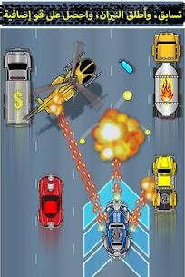 تحميل لعبة Road Riot مهكرة للاندرويد [آخر اصدار] 3